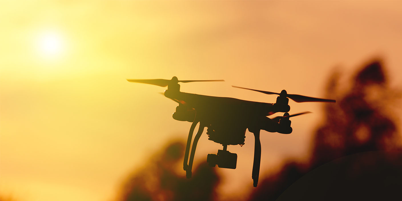 Drones Platform Surfing the IoT opportunities 0