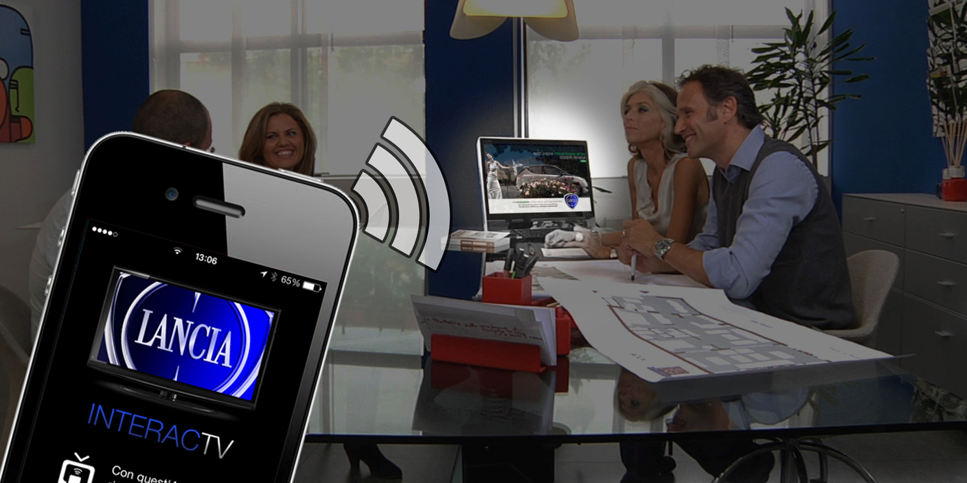 Lancia InteracTV, the app that rewards those who watch TV  0