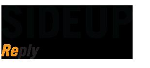 SideUp Reply Logo