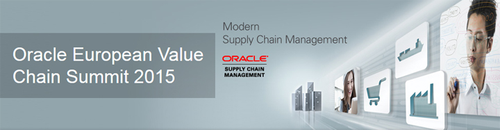 Oracle European Value Chain Summit