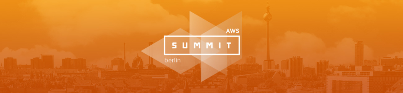 AWS Summit 2016 Berlin