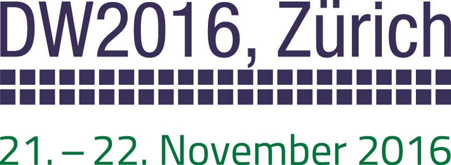 DW Konferenz Zürich 2016