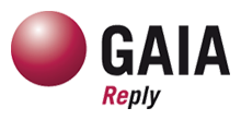 Gaia Reply Logo
