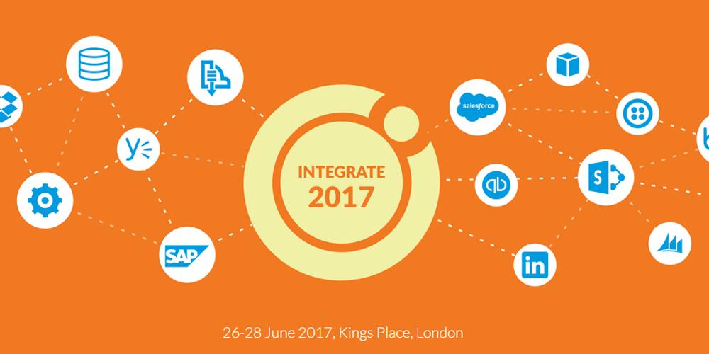 Integrate 2017