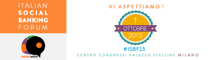 Italian Social Banking Forum 2015