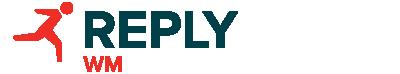 WM Reply Logo