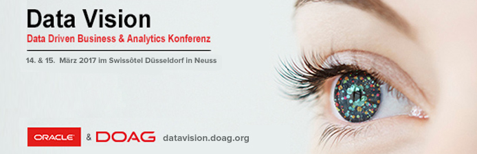 Oracle Data Vision Konferenz