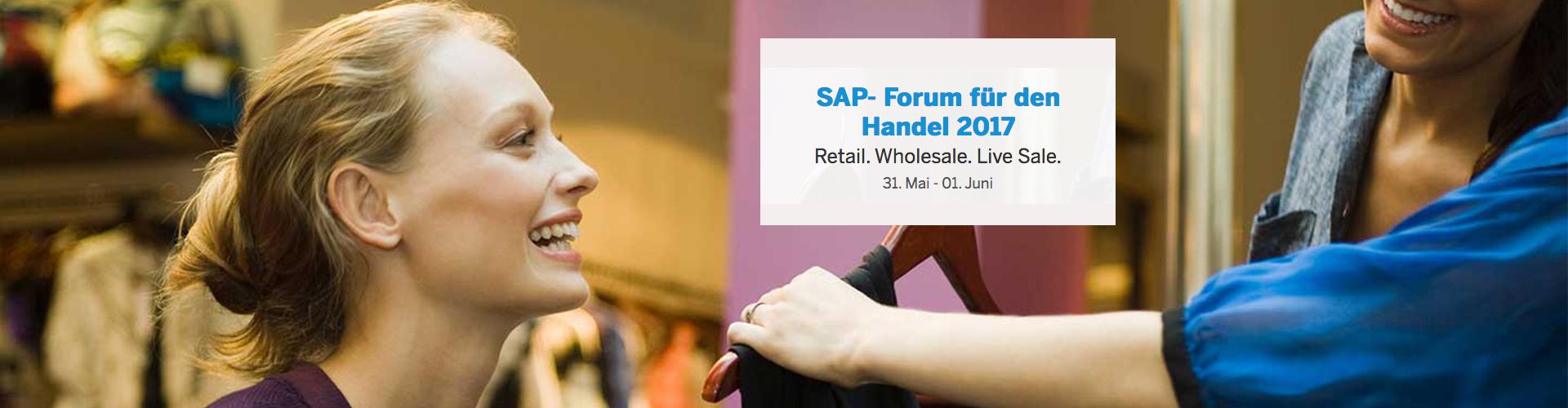 SAP Forum Handel