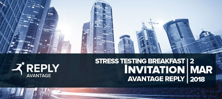 Stress Testing Event Brussels