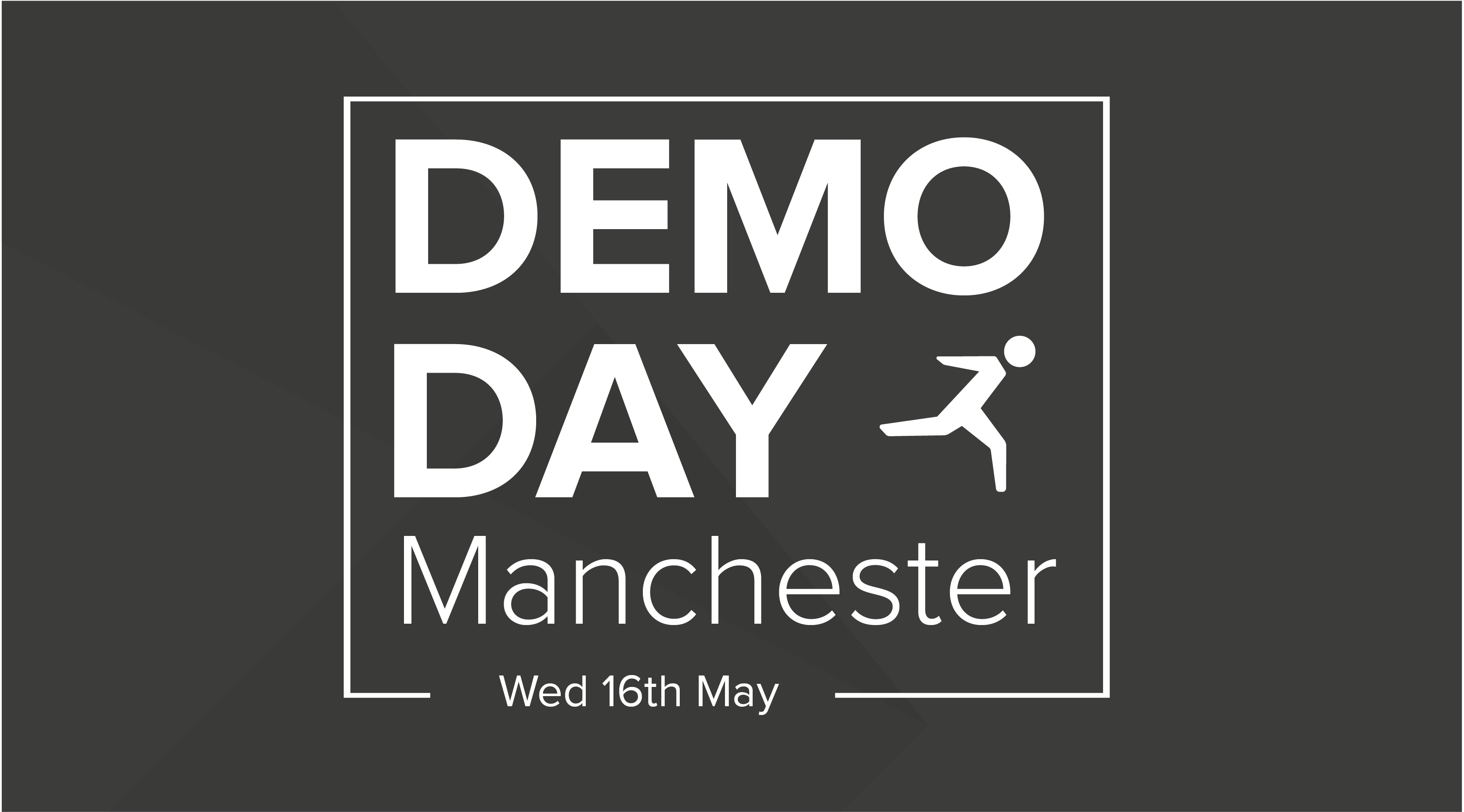 Demo Day Manchester Banner